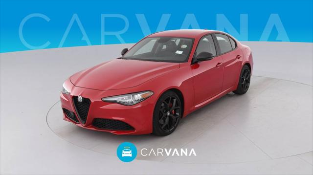 2019 Alfa Romeo Giulia RWD for sale in Blue Mound, TX