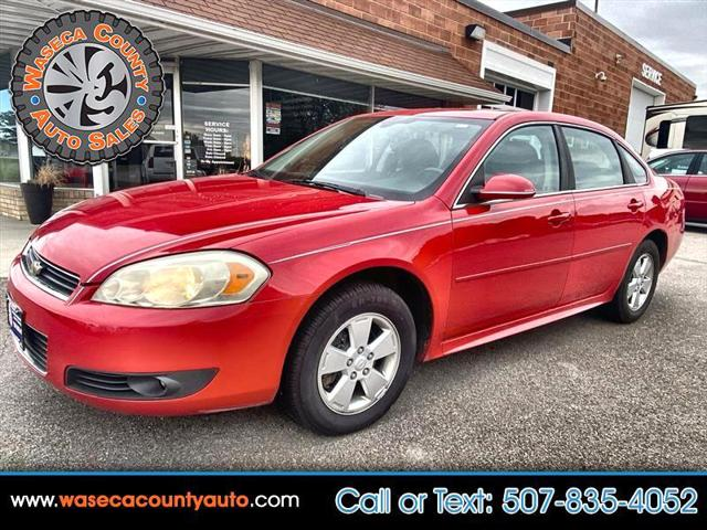 2010 Chevrolet Impala LT for sale in Waseca, MN