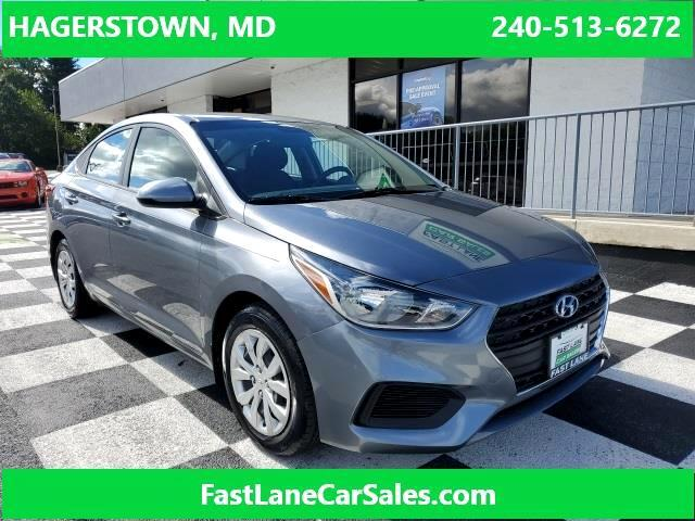 2018 Hyundai Accent SE for sale in Hagerstown, MD