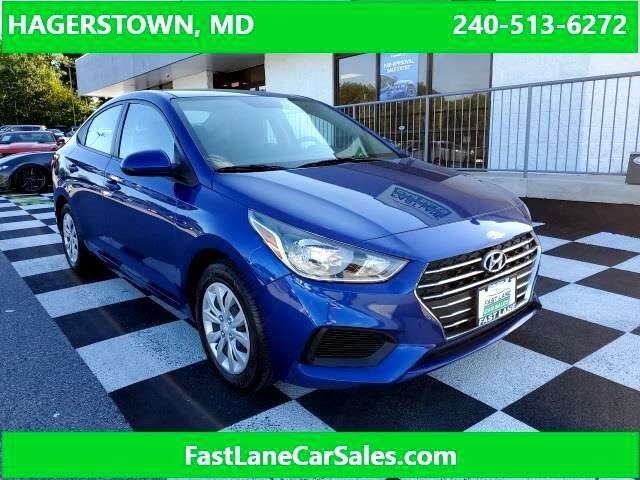 2019 Hyundai Accent SE for sale in Hagerstown, MD