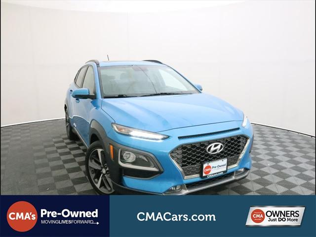 2018 Hyundai Kona Limited for sale in South Chesterfield, VA