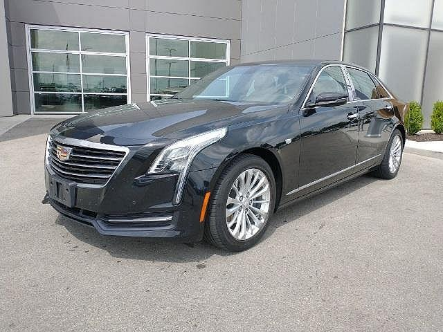 2018 Cadillac CT6 RWD for sale in Indianapolis, IN