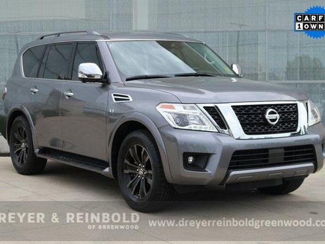 2020 Nissan Armada Platinum for sale in Greenwood, IN