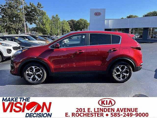 2020 Kia Sportage LX for sale in East Rochester, NY