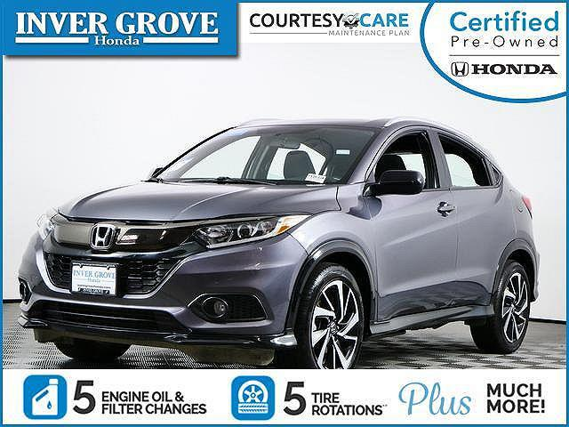 2019 Honda HR-V Sport for sale in Inver Grove Heights, MN