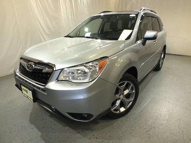 2016 Subaru Forester 2.5i Touring for sale in Bensenville, IL