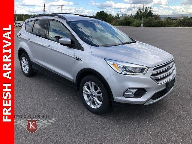2017 Ford Escape SE for sale in Wausau, WI