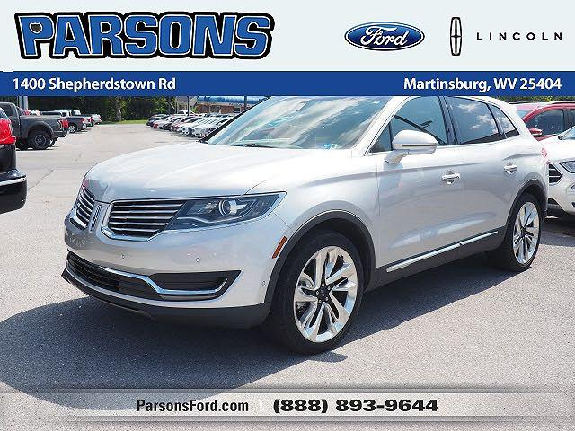 2017 Lincoln MKX Reserve for sale in Martinsburg, WV