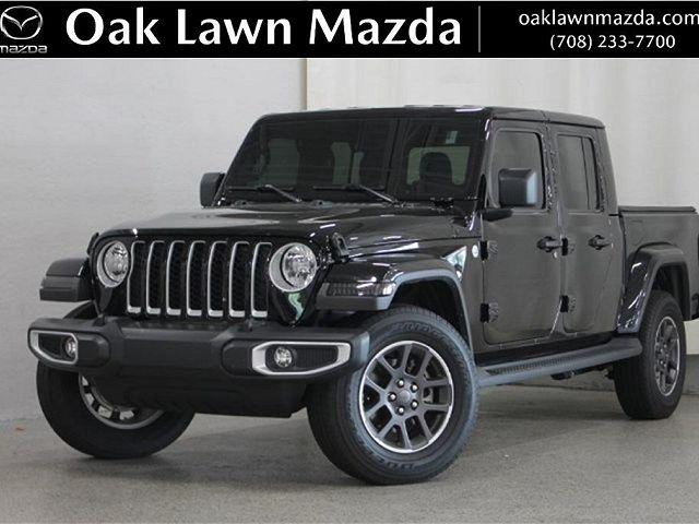 2021 Jeep Gladiator Overland for sale in Oak Lawn, IL