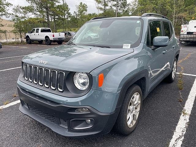 2018 Jeep Renegade Latitude for sale in Graniteville, SC