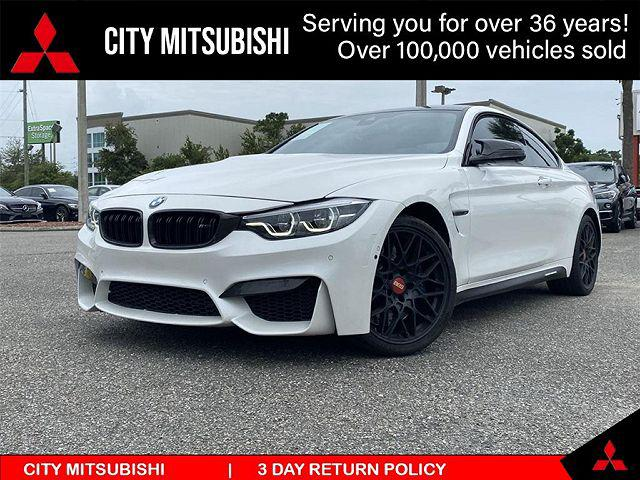 2018 BMW M4 Coupe for sale in Jacksonville, FL