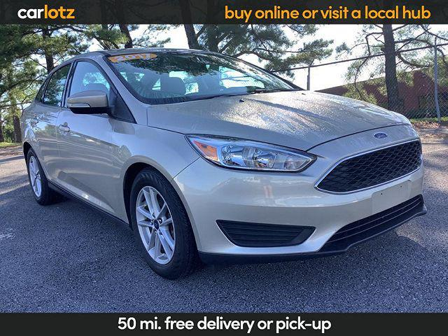 2017 Ford Focus SE for sale in Madison, TN