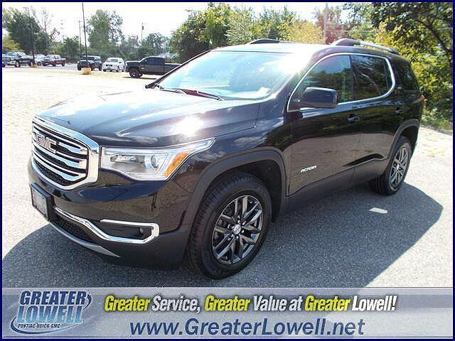2018 GMC Acadia SLT for sale in Lowell, MA