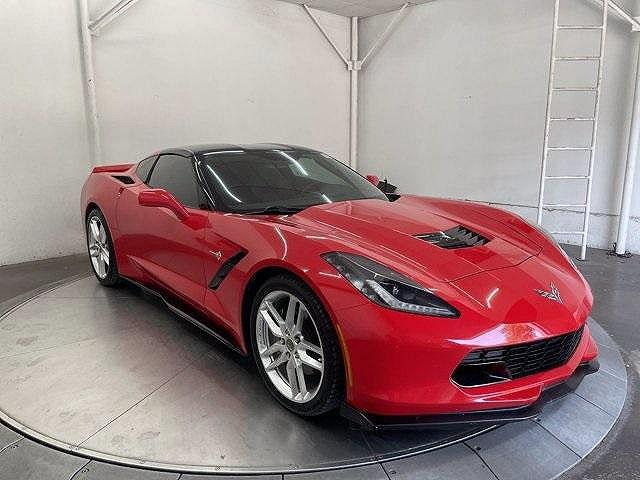 2015 Chevrolet Corvette 1LT for sale in Austin, TX