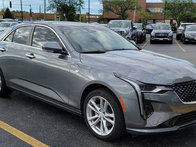 2021 Cadillac CT4 Luxury for sale in Arlington Heights, IL