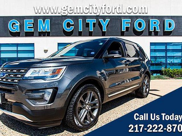 2016 Ford Explorer XLT for sale in Quincy, IL