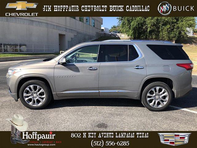 2018 Chevrolet Traverse Premier for sale in Lampasas, TX