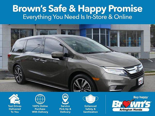 2019 Honda Odyssey Elite for sale in Arlington, VA