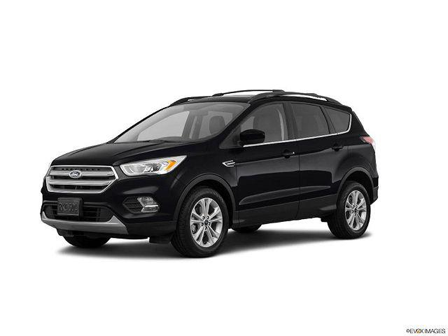 2018 Ford Escape SEL for sale in Front Royal, VA