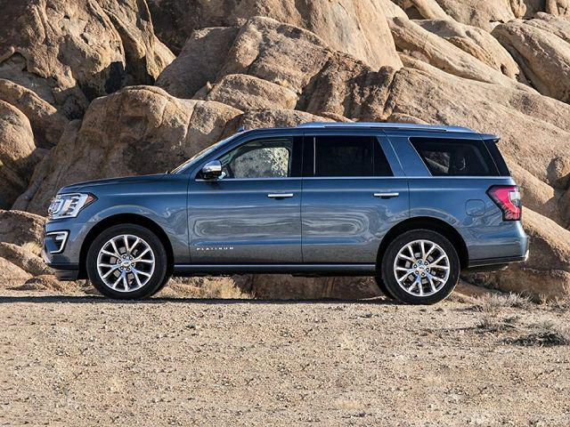 2019 Ford Expedition Max Platinum for sale in Englewood, FL