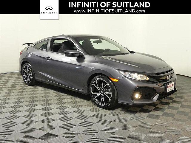 2017 Honda Civic Coupe Si for sale in Suitland, MD