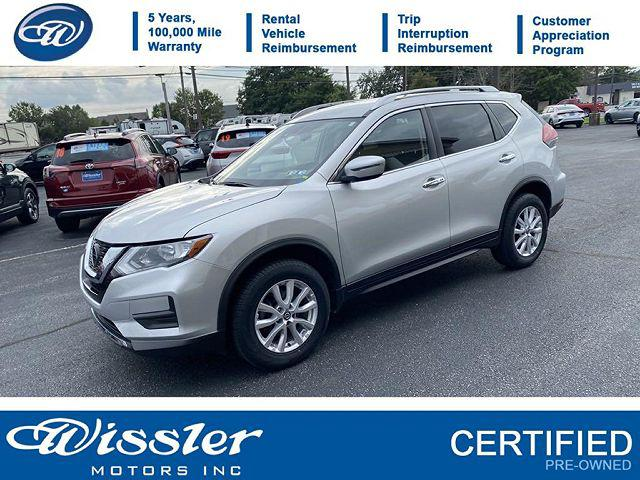 2019 Nissan Rogue SV for sale in Mount Joy, PA