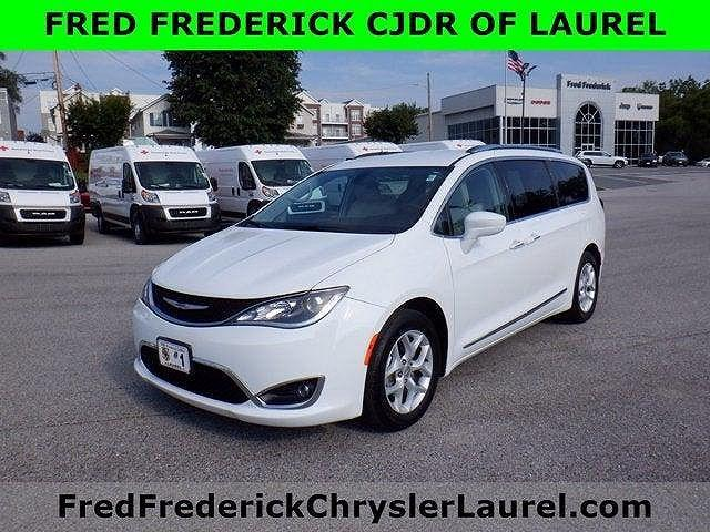 2018 Chrysler Pacifica Touring L Plus for sale in Laurel, MD