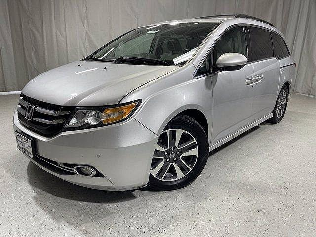 2014 Honda Odyssey Touring for sale in Chicago, IL