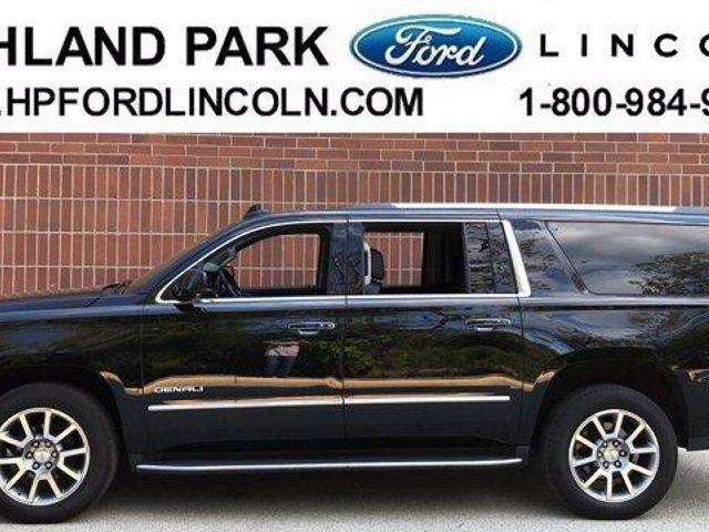 2020 GMC Yukon XL Denali for sale in Highland Park, IL