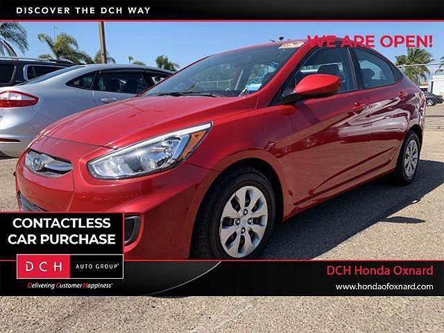 2017 Hyundai Accent SE for sale in Oxnard, CA