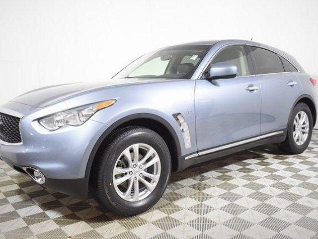 2017 INFINITI QX70 AWD for sale in Chicago, IL