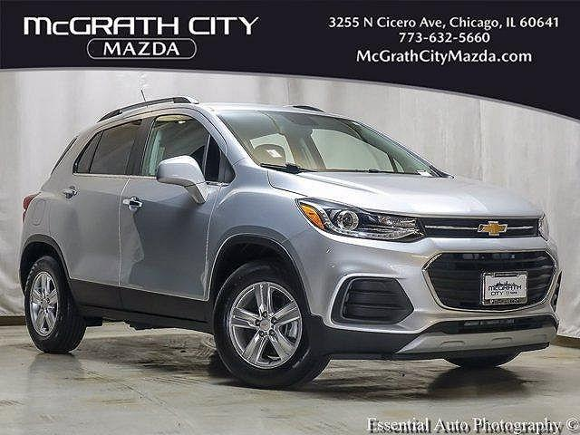 2018 Chevrolet Trax LT for sale in Chicago, IL