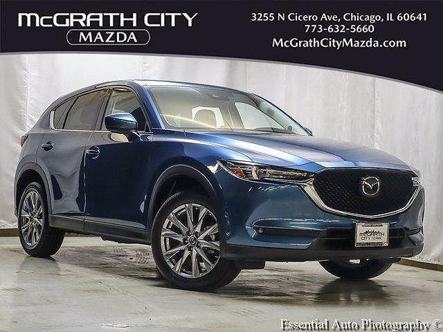 2020 Mazda CX-5 Grand Touring for sale near Chicago, IL