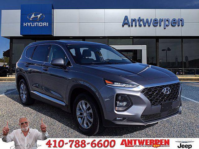 2020 Hyundai Santa Fe SEL w/SULEV for sale in Baltimore, MD