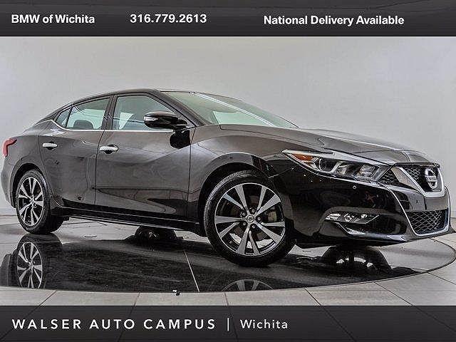 2018 Nissan Maxima SV for sale in Wichita, KS