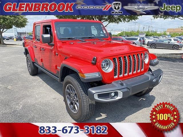 2020 Jeep Gladiator Overland for sale in Fort Wayne, IN