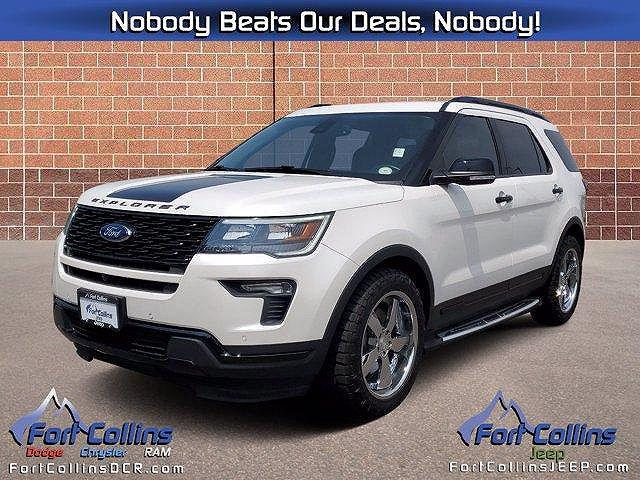 2019 Ford Explorer Sport for sale in Fort Collins, CO