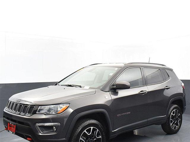 2019 Jeep Compass Trailhawk for sale in Lynnwood, WA
