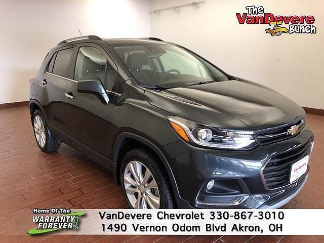 2018 Chevrolet Trax Premier for sale in Akron, OH