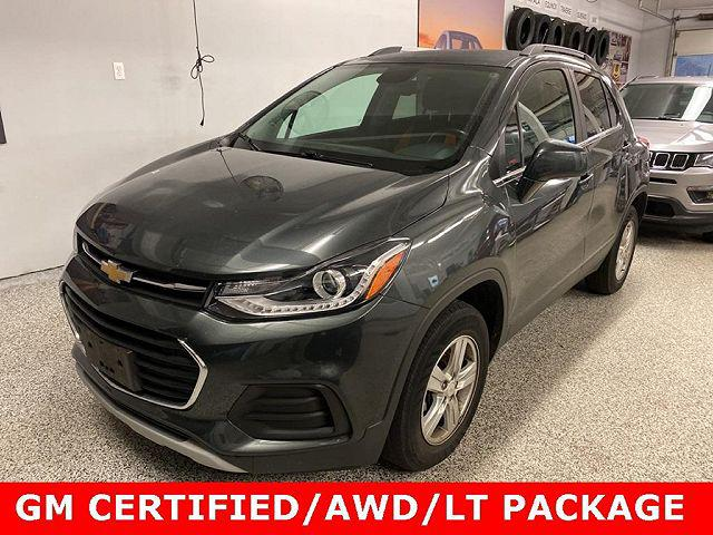 2019 Chevrolet Trax LT for sale in Burton, OH