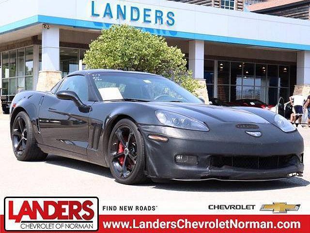 2012 Chevrolet Corvette Z16 Grand Sport w/3LT for sale in Norman, OK