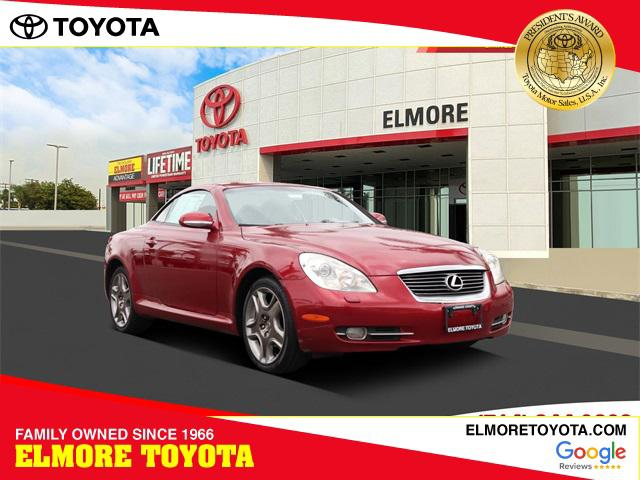2006 Lexus SC 430 2dr Convertible for sale in Westminster, CA