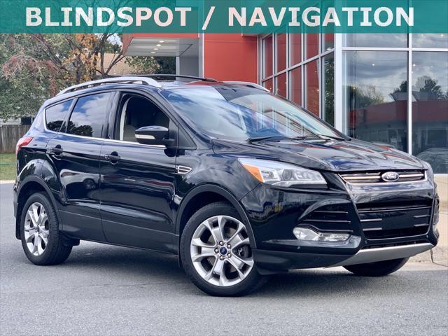 2014 Ford Escape Titanium for sale in Manassas Park, VA