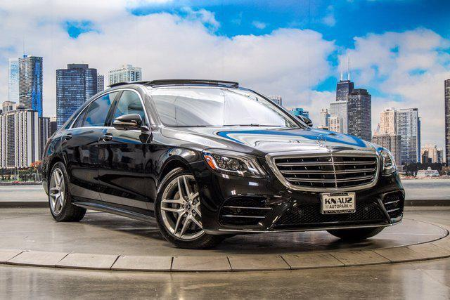 2019 Mercedes-Benz S-Class S 560 for sale in Lake Bluff, IL