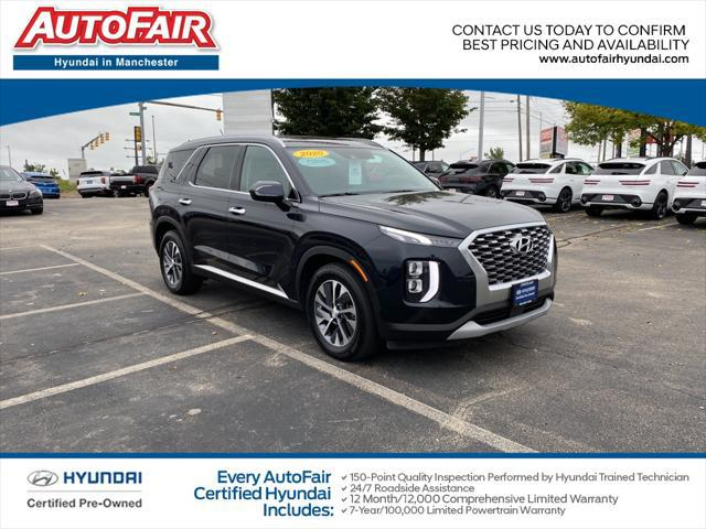 2020 Hyundai Palisade SEL for sale in MANCHESTER, NH