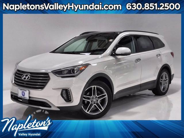 2017 Hyundai Santa Fe SE Ultimate for sale in Aurora, IL
