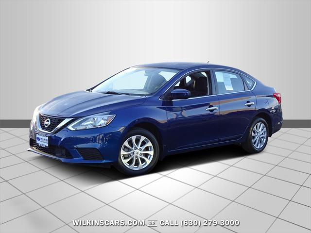 2018 Nissan Sentra S for sale in Elmhurst, IL