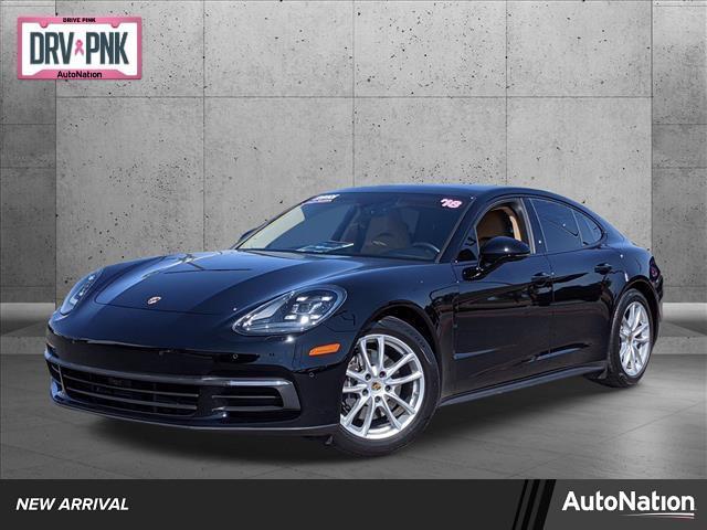 2018 Porsche Panamera RWD for sale in Henderson, NV