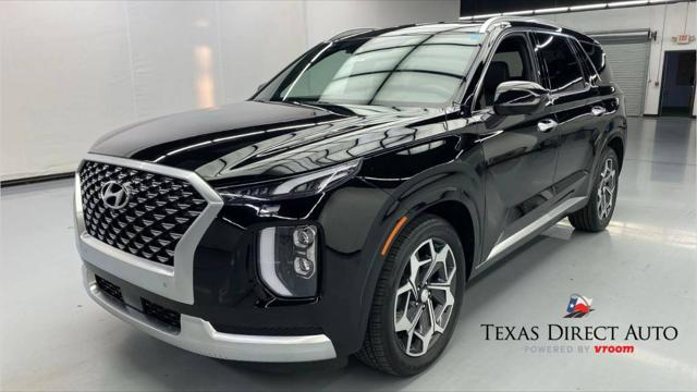 2021 Hyundai Palisade Calligraphy for sale in Stafford, TX