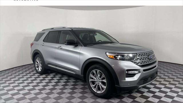 2020 Ford Explorer Limited for sale in Duluth, GA